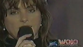 Laura Branigan - It's Been Hard Enough and Solitaire - Arthritis Telethon 1994