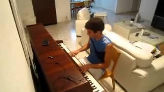 Amir Benayoun   עמיר בניון  ניצחת איתי הכל פסנתר