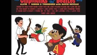 The Chipmunks with David Seville - ALL MY LOVING (mono)