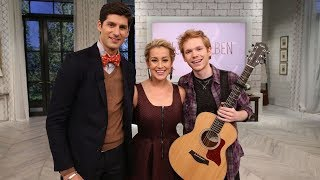 "Watch Chase Goehring Perform ""Hurt"" on Pickler & Ben"