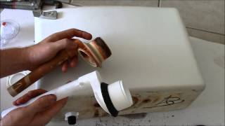 Replace A Leaking Toilet Flush Valve