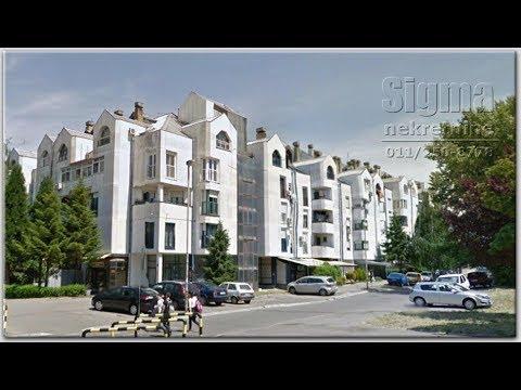 Stan Stojana Aralice novi Beograd BeŽ kosa I M z 106m2 105000e