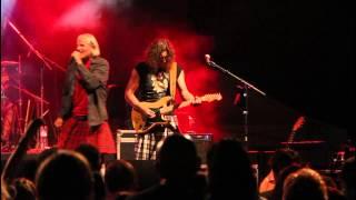 Video RevoLucie - Černí andělé (II. LUČENSKÉ HODOVANIE 22.8.2013)