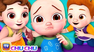 Baby is Sick Song | ChuChu TV Nursery Rhymes & Kids Songs