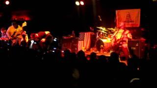 E-Town Concrete - Battle Lines live at Starland Ballroom Feb 18th 2012 (HD).MOV