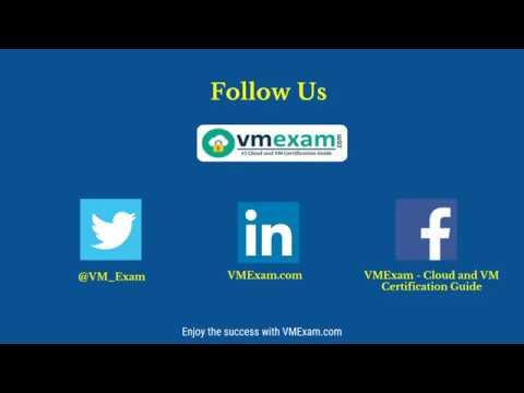 [Latest] VMware VCP-DW 2019 (2V0-61.19) Certification Exam ...