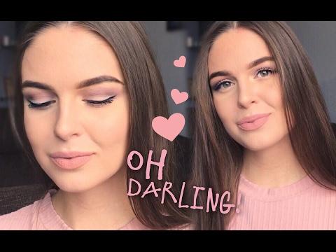 Макияж на День Св. Валентина ♡ Valentine's Day Makeup