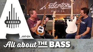 History Of Leo Fender Designed Bass Guitars - All About The Bass