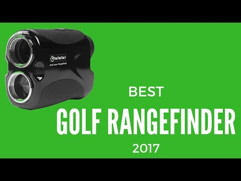 Best Golf Rangefinder 2017 – Top 8