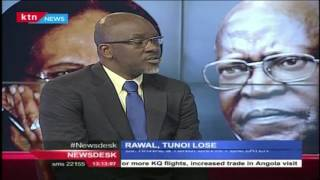 Studio interview with LSK President Isaac Okero: Rawal, Tunoi probe