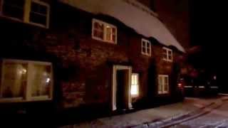 preview picture of video 'Oakham, Rutland, Snow, Boxing Day, 2014'