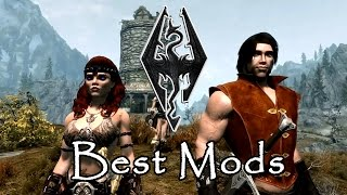 The best mods for Skyrim