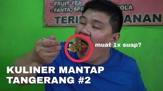 JUAL SOTO PUNYA 10 CABANG?! PISANG GORENG DARI PALEMBANG DI TANGERANG. KULINER MANTAP TANGERANG #2