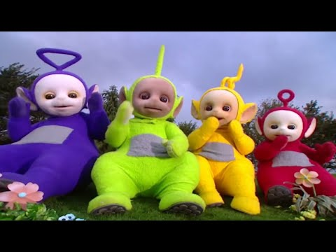 Teletubbies Season 1, Episodes 11-15 Compilation in English (HD - 2 Hours)