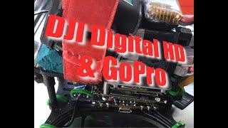 """Sub 250g 4"""" DJI Digital HD & GoPro Hero5 Session Quad (Full Maiden Flight)"""