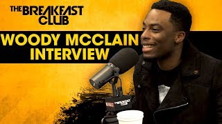 Woody McClain Discusses 'The Bobby Brown Story', Rumors, Relationship With Bobby + More