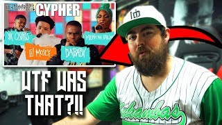 RAPPER REACTS to DaBaby, Megan Thee Stallion, YK Osiris and Lil Mosey's 2019 XXL Freshman Cypher