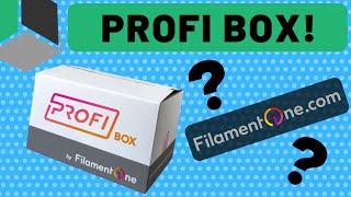 Must-have 3D Printing Mystery Box! - PROFI Box By FilamentOne