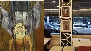 """La rassegna """"il caffe degli artisti"""" continua. Tappa """"Effe Lounge Cafe"""" Milano v"""