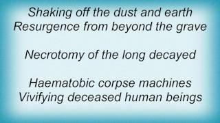 Aborted - Engineering The Dead Lyrics