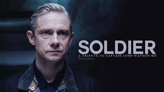 BBC Sherlock    John Watson    Soldier