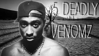 2Pac - 5 Deadly Venomz Reaction