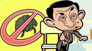 Bean Has Fleas | Funny Clips | Mr Bean Cartoon World