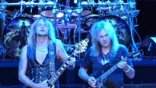 Judas Priest - Desert Plains (Live) @ Jahrhunderthalle Frankfurt 18.11.15 *HD*