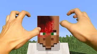 REALISTIC MINECRAFT - ANGRY STEVE