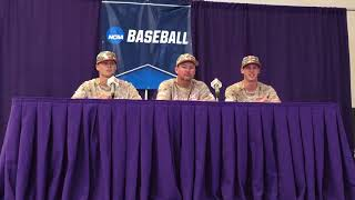 WATCH: Monte Lee, Davidson, and Higginbotham Preview Morehead State and Regional