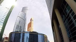 Московский международный деловой центр «Москва-Сити» Moscow-City