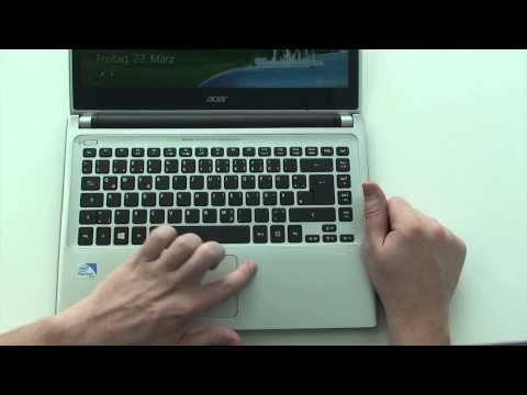 Acer Aspire V5-431P Touch Hands On (Deutsch / German)