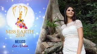 Hilary Islas Montes Miss Earth Mexico 2019 Eco Video