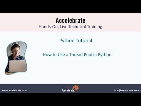 Python Tutorial: How To Use a Thread Pool in Python