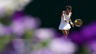 I HUG CARLA SUAREZ AND DEEP REFLECTION FOR THE WORLD OF TENNIS.