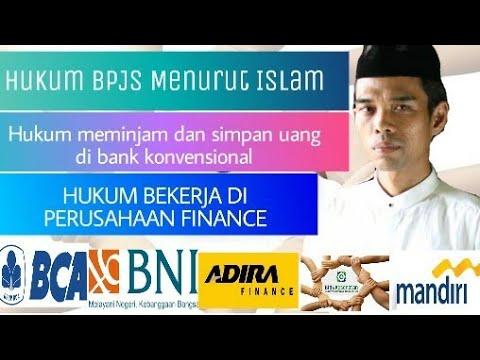 Hukum BPJS Dalam Islam - Ustadz Abdul Somad - uas