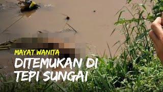 Warga Temukan Mayat di Tepi Sungai Citarum, Sempat Dikira Boneka