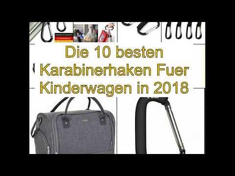 Die 10 besten Karabinerhaken Fuer Kinderwagen in 2018