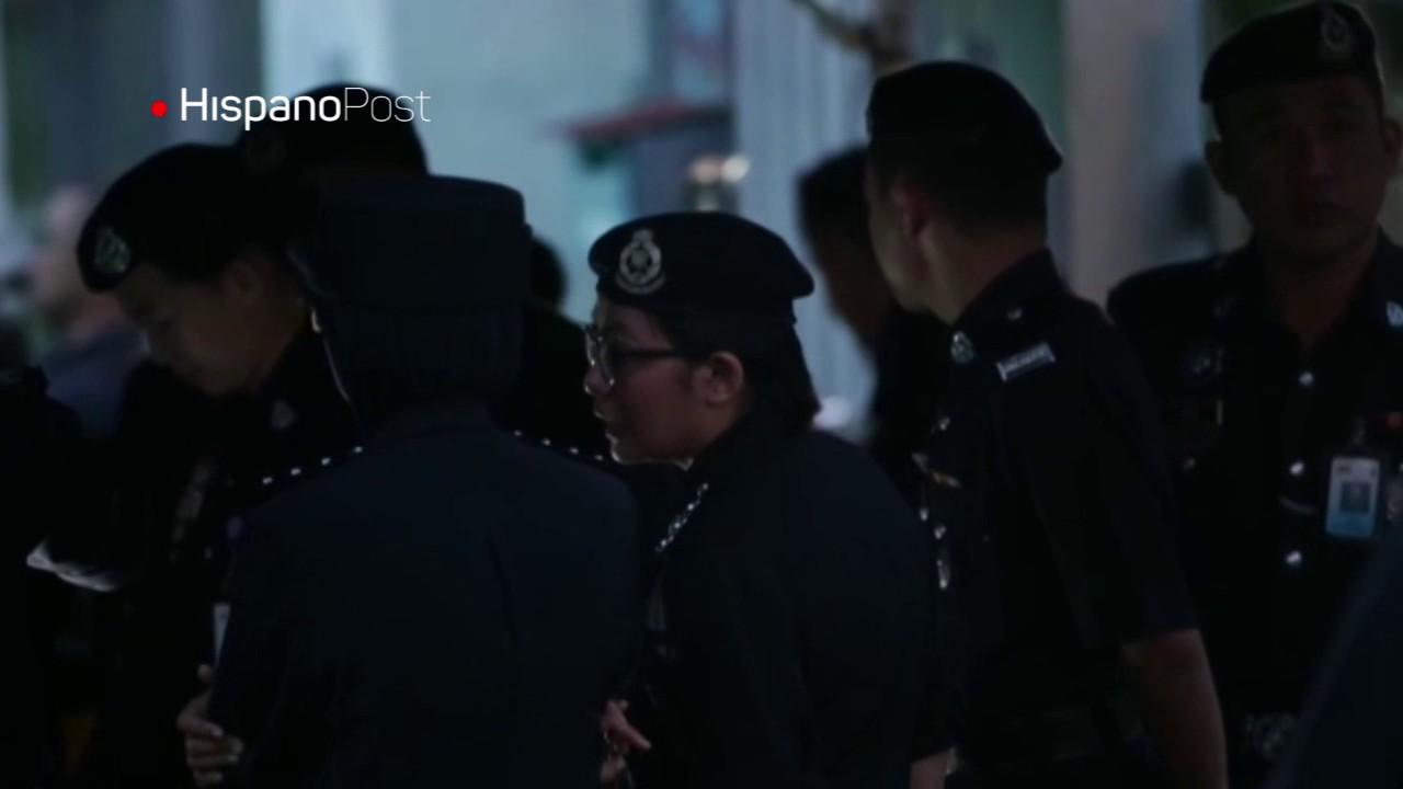 Autoridades imputan a detenidas por la muerte de Kim Jong-nam