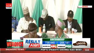 Benue State Governorship Election Result Collation Pt.1 |The Verdict|