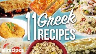 11 Great Greek Recipes   Recipe Compilations   Allrecipes.com