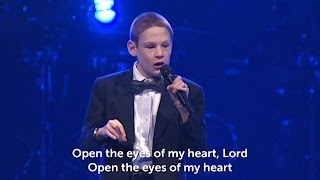 Open the Eyes of My Heart (Duffley)