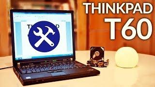 IBM Thinkpad T60 - bestes Business-Laptop aller Zeiten?