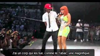 Gyptian ft. Nicki Minaj - Hold Yuh sous-titrés en français VOSTFR