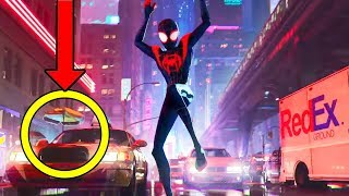 The Shady Truth of Spider-Man: Into the Spider-Verse