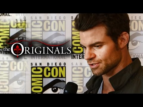 [THE ORIGINALS] DANIEL GILLIES AL SAN DIEGO COMIC CON