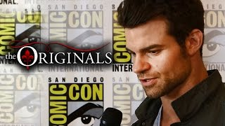 Daniel Gillies The Originals Talks Hayley Conflict In Season 2 - Comic Con 2014