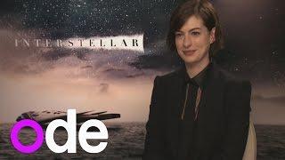 INTERSTELLAR: Anne Hathaway on being a brain warrior