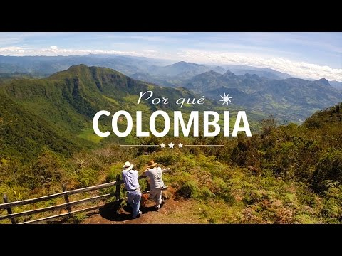 Why travel to Colombia ? What can you visit and what to do ?