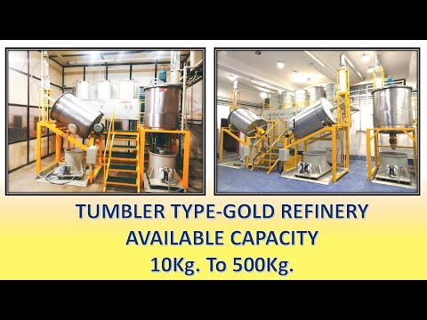 Gold Refining Plant